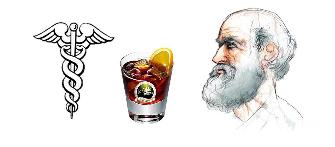 Padre de la medicina y del Vermu