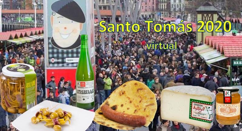 Santo Tomas virtual Bilbao